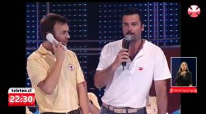 Felipe Camiroaga emocionó con aparición en la Teletón 2020