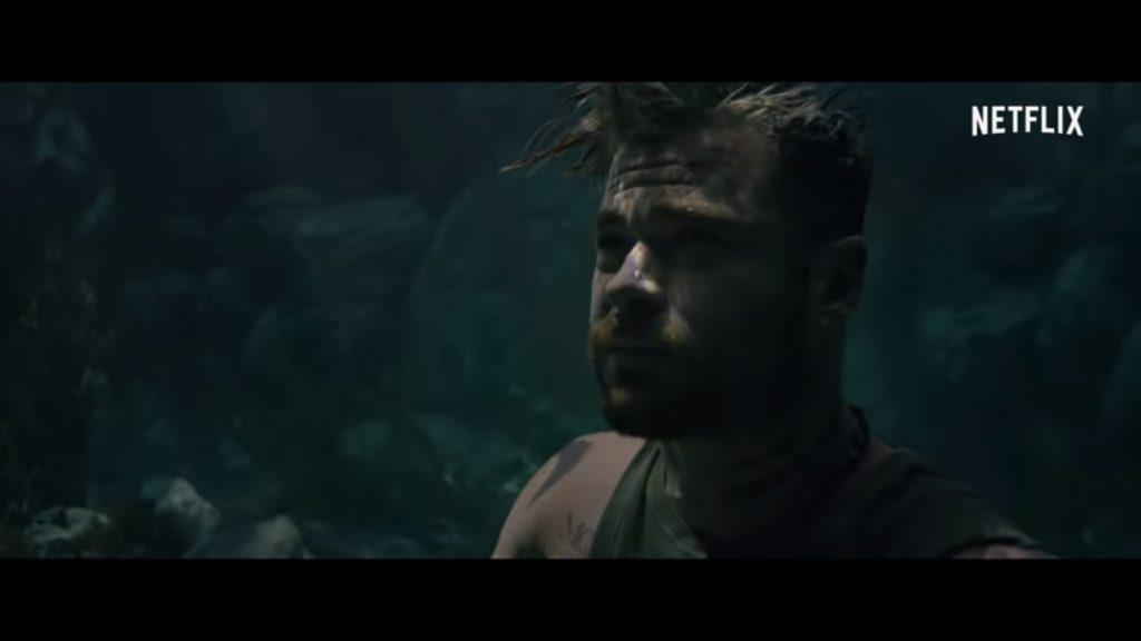 """""""Misión de Rescate"""", lo nuevo de Chris Hemsworth, llegará a Netflix el 24 de abril"""