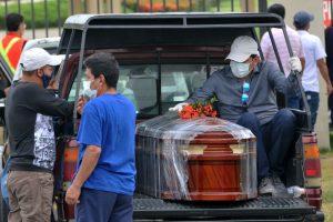 Ecuador acumula 25.519 fallecimientos inusuales en los cinco meses de la pandemia