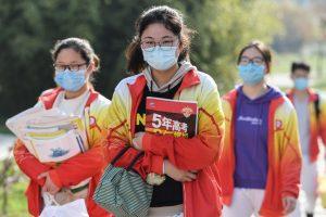 China informa que tuvo un primer día sin muertes ni contagios locales del Covid-19