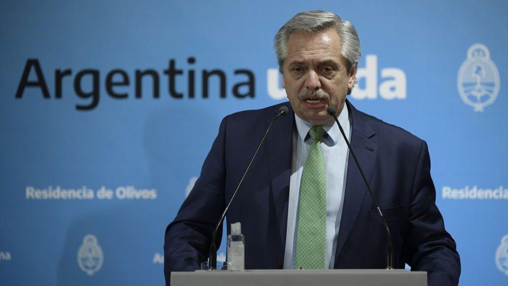 Gobierno de Argentina extendió confinamiento en el Área Metropolitana de Buenos Aires hasta el 30 de agosto