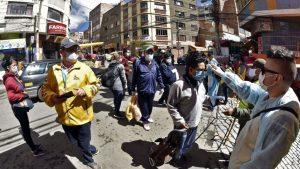 """Gobierno de Bolivia reconoce que no tiene las """"condiciones"""" para enfrentar crisis por coronavirus Covid-19"""