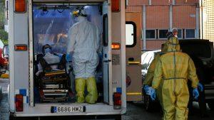 España superó los 10 mil muertos por coronavirus Covid-19