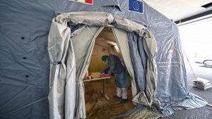 Italia registró el menor número de contagios por coronavirus en un día desde hace casi un mes