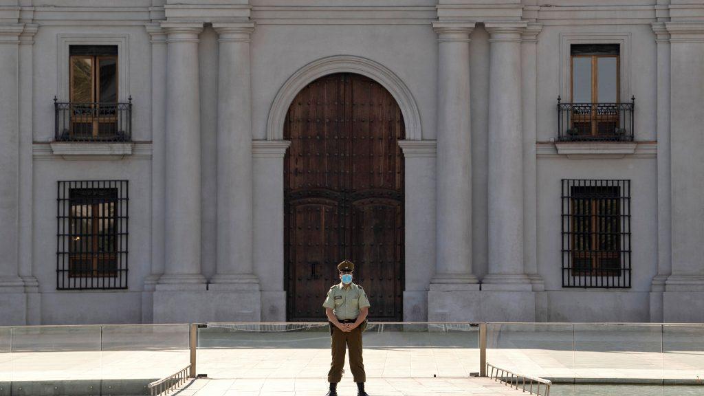 Realizaron operativo en las cercanías de La Moneda por presencia de objeto sospechoso