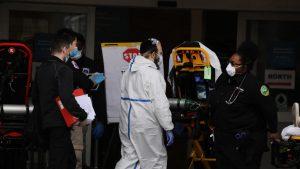 EE.UU. sumó más de 1.200 personas muertas por coronavirus Covid-19 en las últimas 24 horas