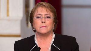 """Michelle Bachelet por muerte de su madre: """"Agradezco a todos por sus mensajes de simpatía y condolencias"""""""