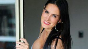 """""""Basta de esos machitos"""": Adriana Barrientos contó entre lágrimas su conflicto con Joche Bibbó"""