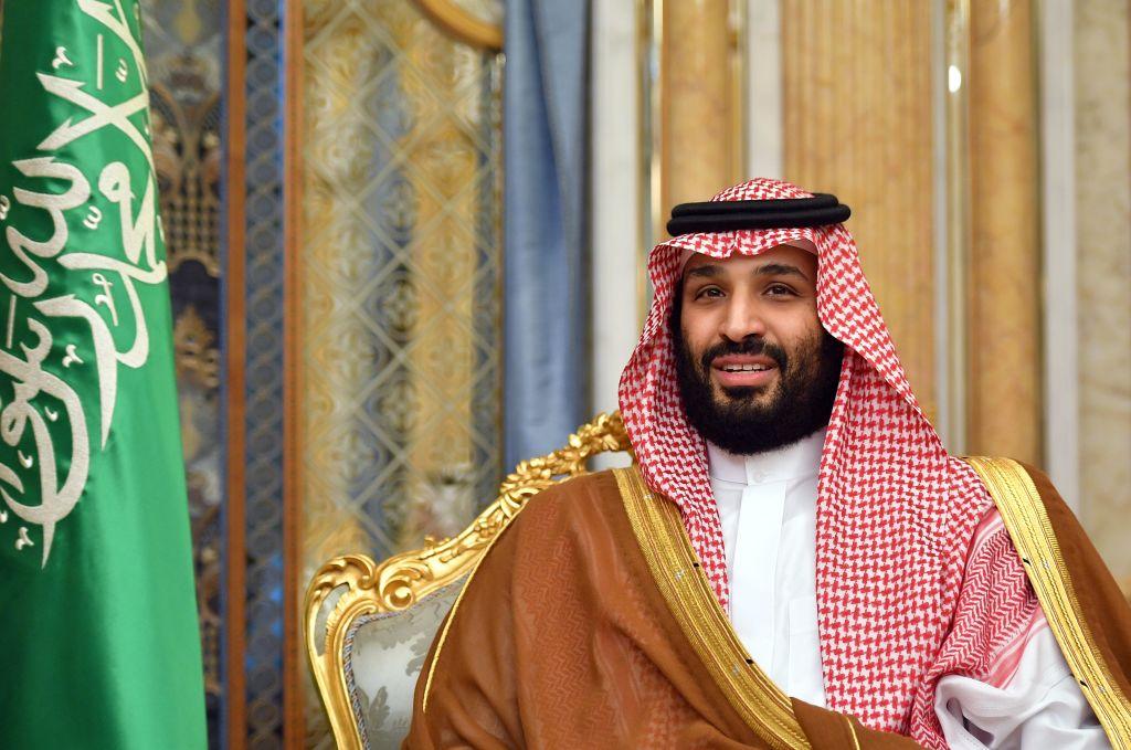 El príncipe saudí Mohammed Bin Salman