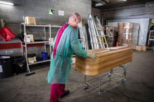España no logra contabilizar a los fallecidos que va dejando la pandemia del Covid-19