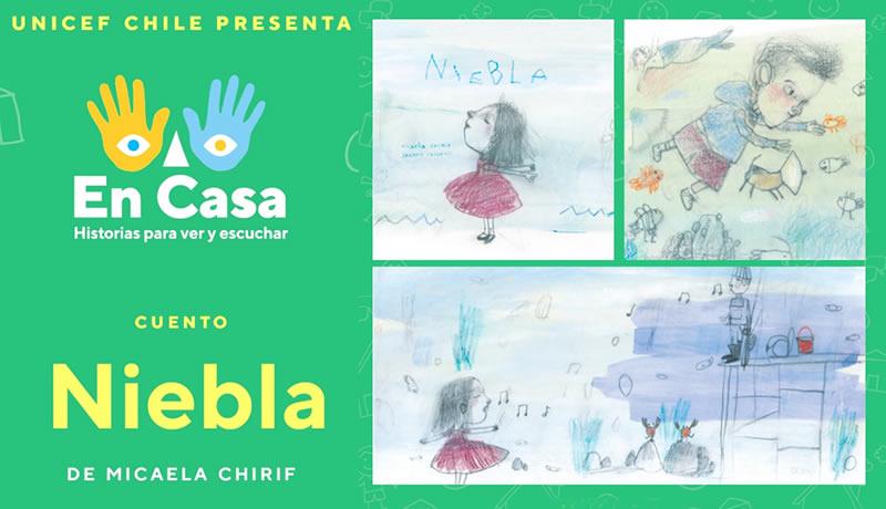 """Mira y escucha aquí """"Niebla"""", de Micaela Chirif"""