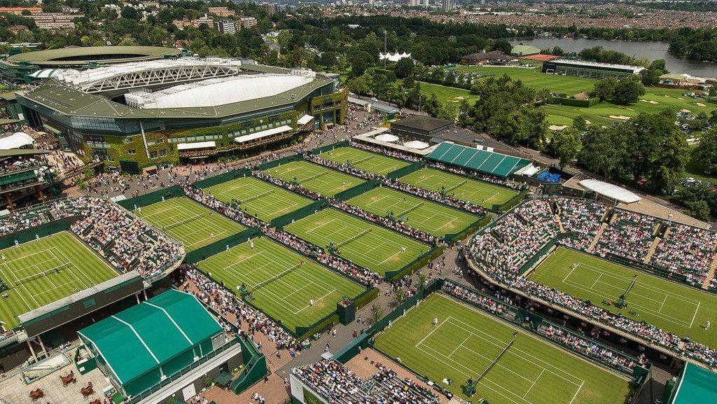 Wimbledon anunció la cancelación del torneo por esta temporada