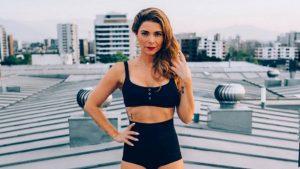 """Antonella Ríos """"funó"""" a mujer que le envió cruel mensaje a través de Instagram"""