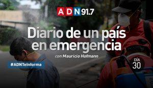 Diario de un país en emergencia - Día 30