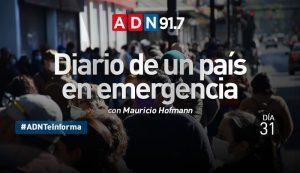 Diario de un país en emergencia - Día 31