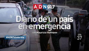 Diario de un país en emergencia - Día 37