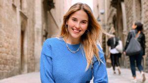 """""""Somos muy partners"""": Belén Soto comentó cómo ha vivido la cuarentena en pareja"""
