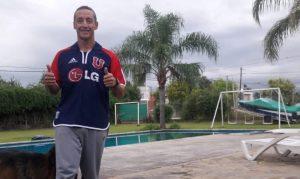 Exgoleador de la U, Luis Rueda, reveló altercado entre Sergio Vargas y Mauricio Pinilla