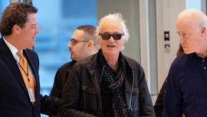 Jimmy Page desclasificó curiosa aparición televisiva a sus 15 años