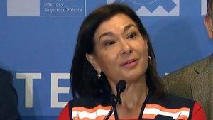 Gobierno suspendió a la seremi de Salud de La Araucanía, Katia Guzmán