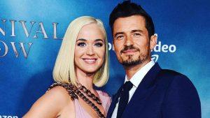 Katy Perry reveló el sexo del bebé que está esperando con tierna foto de Orlando Bloom