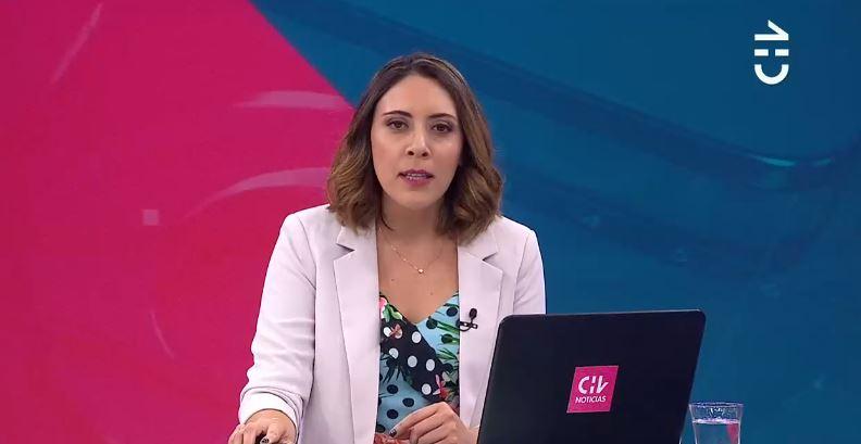 """Periodista de CHV que dio positivo por coronavirus: """"Llevo cinco días en los que me cuesta mucho siquiera pararme de la cama"""""""
