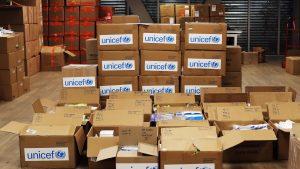 Sename se abastecerá de insumos sanitarios gracias a donación de Unicef