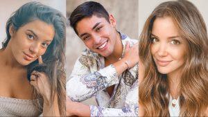 """""""¿Y el distanciamiento social?"""": Chantal Gayoso y Juanfra Matamala recibieron críticas por video junto a amigos"""