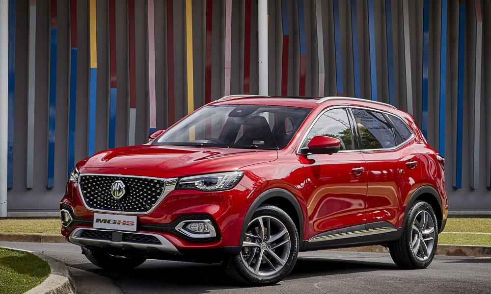 Automotora lanza al mercado su nuevo SUV HS