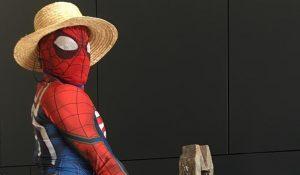 """Sensual Spiderman dijo no al apoyo de una municipalidad para campaña solidaria: """"Si el alcalde me pide una foto dirán que me vendí"""""""