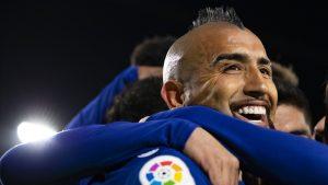 Medio europeo por Arturo Vidal: Quiere ganar la Champions con el Barcelona y después marcharse