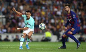 Director deportivo del Inter: Alexis se queda con nosotros hasta final de temporada