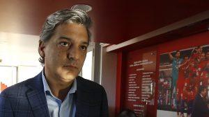 Sebastián Moreno presentó su renuncia a la presidencia de la ANFP