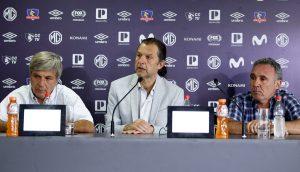 Colo Colo anunció que seguirán las negociaciones entre Blanco y Negro y el plantel de jugadores