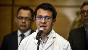 Seremi de Salud de Región de Valparaíso fue internado debido a crisis asmática y posible contagio de Covid-19