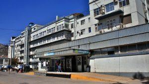 Hospital Clínico U. de Chile llama a personal de salud como voluntarios