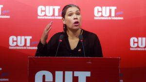 """Presidenta de la CUT sobre proyecto de retiro de pensiones: """"Se avanza en un debate que estaba negado desde hace 30 años"""""""