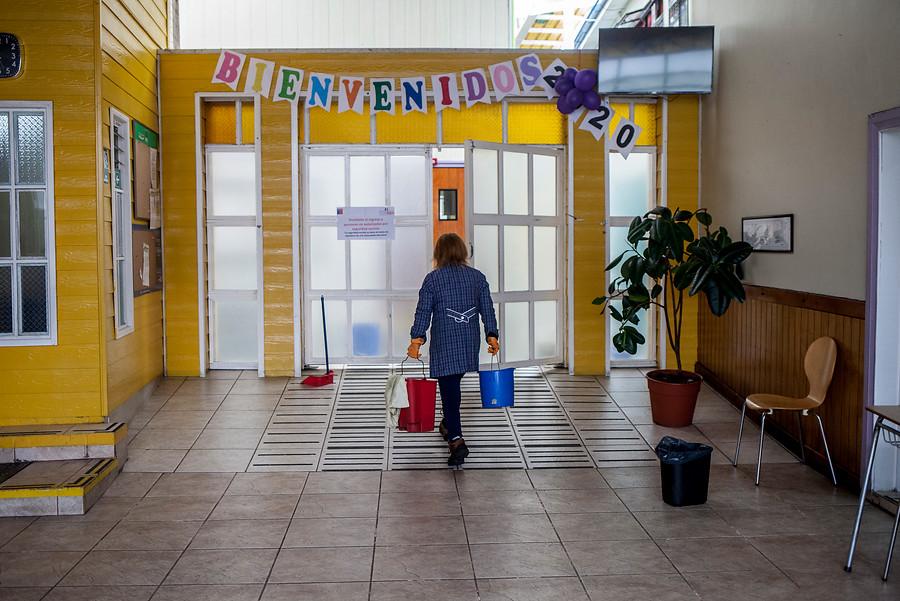 Presidente de Corporación de Colegios Particulares de Chile: No todos van a poder volver en el mismo momento a clases