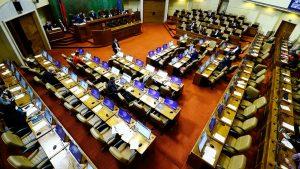 Parlamentarios firmaron compromiso para no excluirse del proyecto que busca el límite de reelección