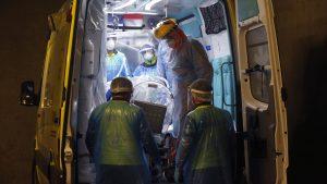 Covid-19: 100 personas fallecieron por la enfermedad, según inscritos en el Registro Civil en las últimas 24 horas