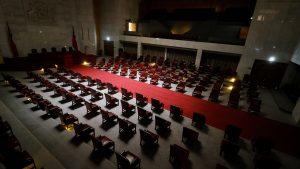 Comisión Mixta propuso realizar la Cuenta Pública el 31 de julio