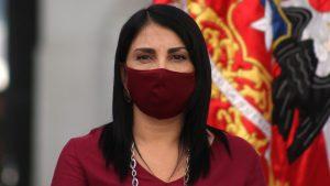 """Karla Rubilar respaldó a ministro Mañalich: """"Se necesita mucho más para romper con el cariño verdadero"""""""