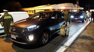 MOP y cordón sanitario en RM: 2.095 vehículos fueron devueltos durante el fin de semana más largo, más que en Semana Santa y 1 de mayo