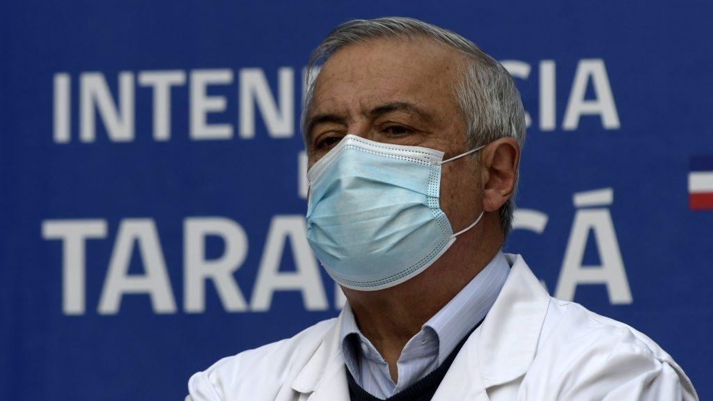Ministro Mañalich anticipó reunión extraordinaria con Presidente Piñera: Es posible que este domingo que adelanten decisiones
