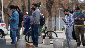 Chile superó el promedio mundial de tasa de mortalidad por coronavirus