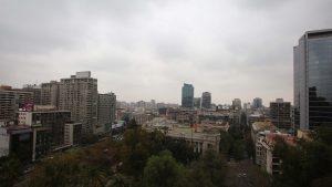 Nublado: Revisa el pronóstico del tiempo para este sábado en Santiago