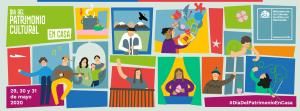 """""""Ciudadano a pata"""": Los imperdibles del nuevo Día del Patrimonio virtual"""