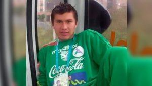 Falleció el primer futbolista profesional por Covid-19: Jugaba en la Segunda División boliviana