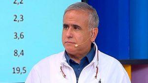 Doctor Ugarte: Es posible esperar situaciones más complejas que las que vivimos durante mayo