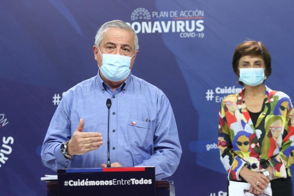 Minsal informó 4.220 nuevos contagios de coronavirus en Chile, llegando a 94.858 casos totales